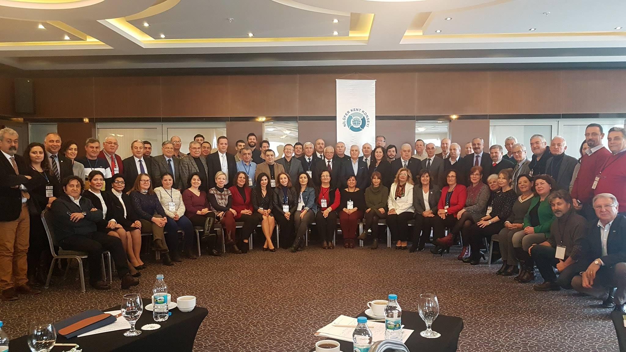 25. Türkiye Kent Konseyleri Platformu Genel Kurul Toplantısı