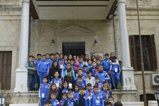 Sarıkeçili Çocuklar Projesi