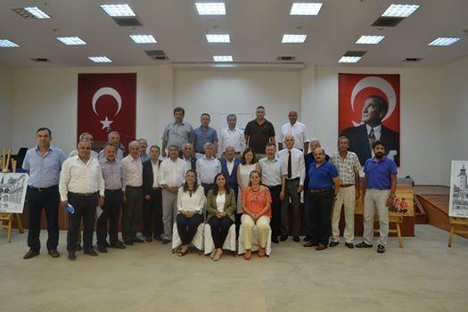 25. Dönem Mersin Milletvekilleri Toplantısı