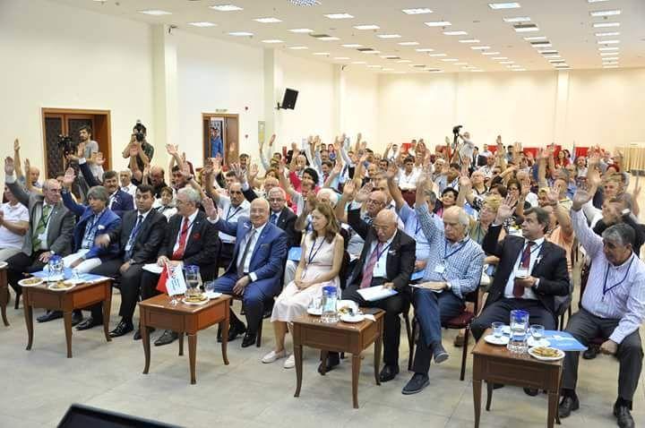 Mersin Kent Konseyi Seçimli Genel Kurul Toplantısı