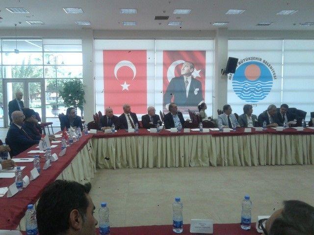 Mersin'de Fuar ve Fuarcılık Stratejileri Çalıştayı