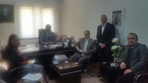 Adana Vakıflar Bölge Müdürlüğü Ziyareti