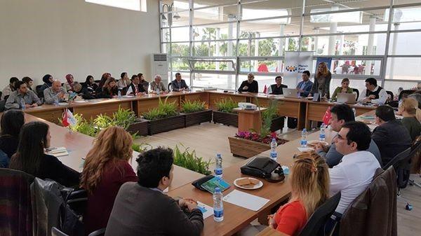 Mersin'de Nesli Tehlikede Olan Deniz Canlılarının Yaşam Alanlarının Korunması, Planlama ve Yönetimi Çalıştayı