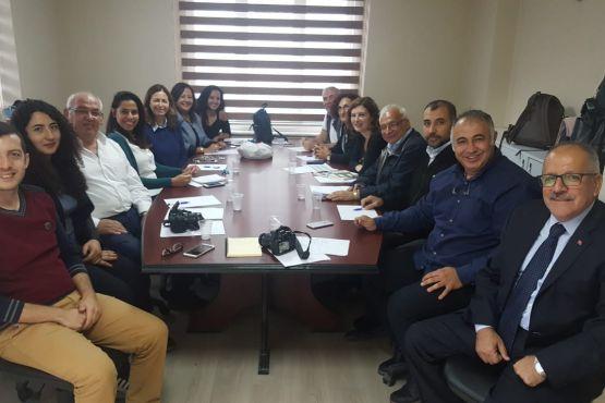 Türkiye Kent Konseyleri Platformu Yürütme Kurulu Toplantısı
