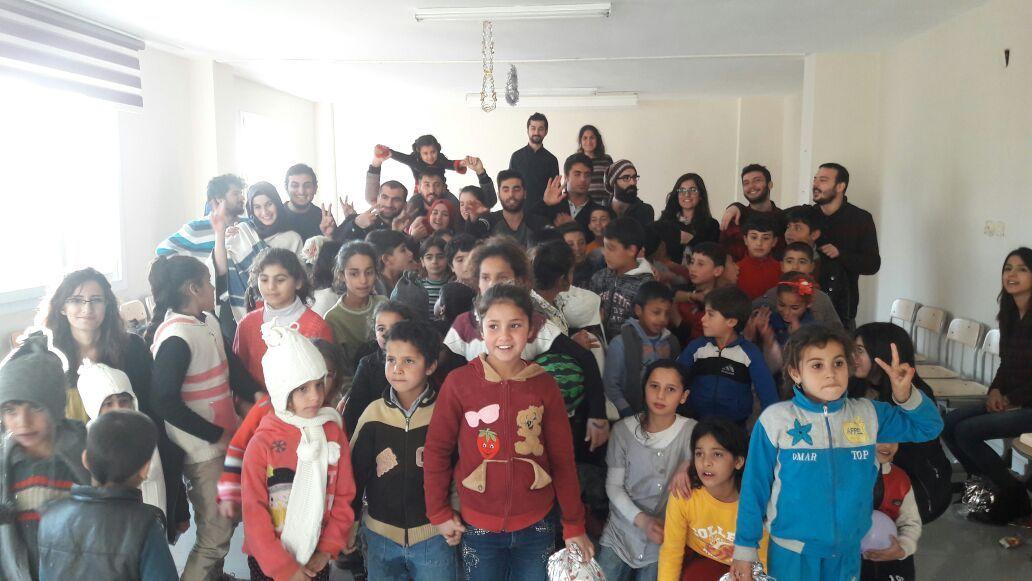 Suriyeli Çocukların Entagrasyon Çalışması