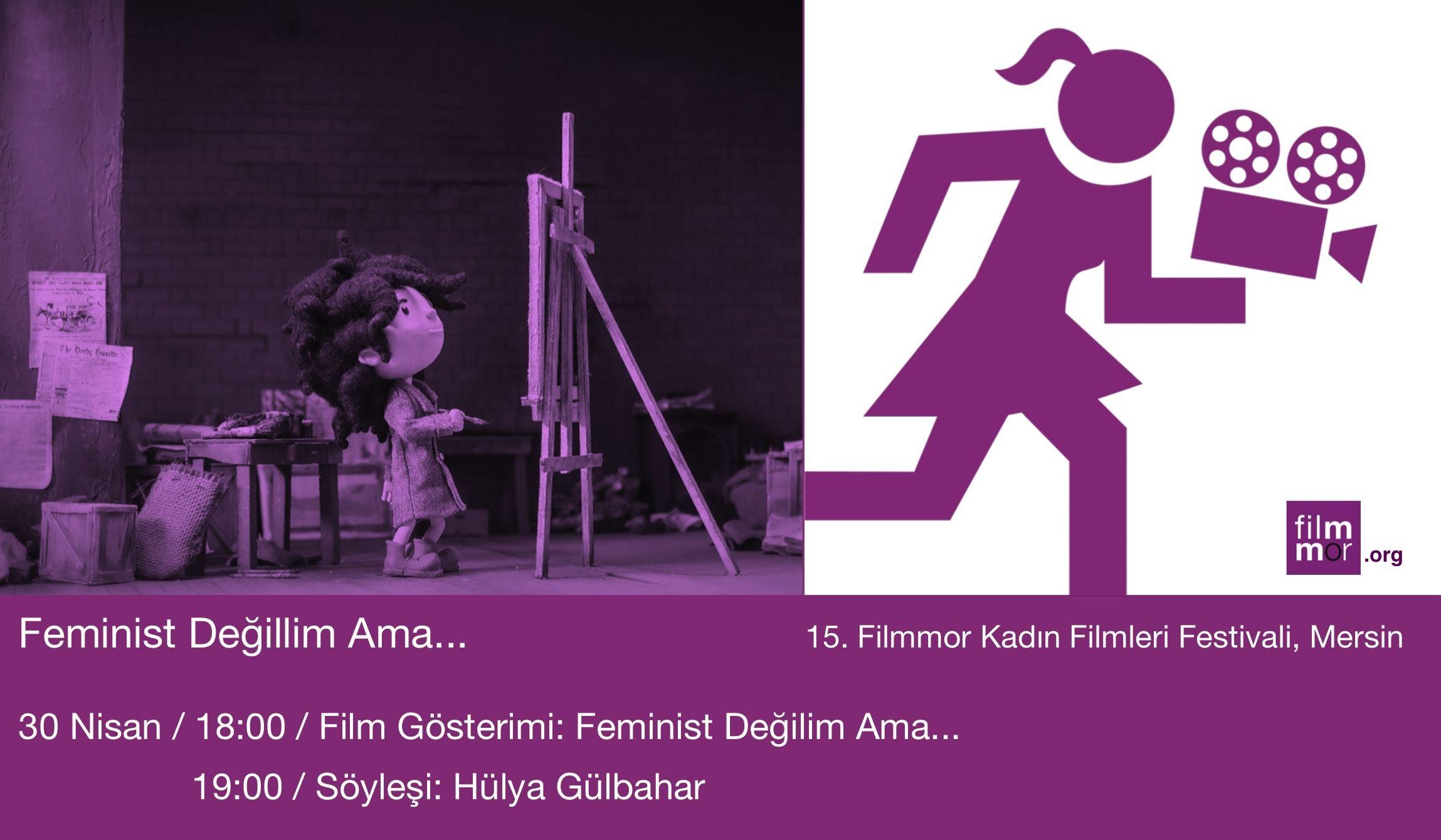 15. Uluslararası Gezici Filmmor Kadın Filmleri Festivali
