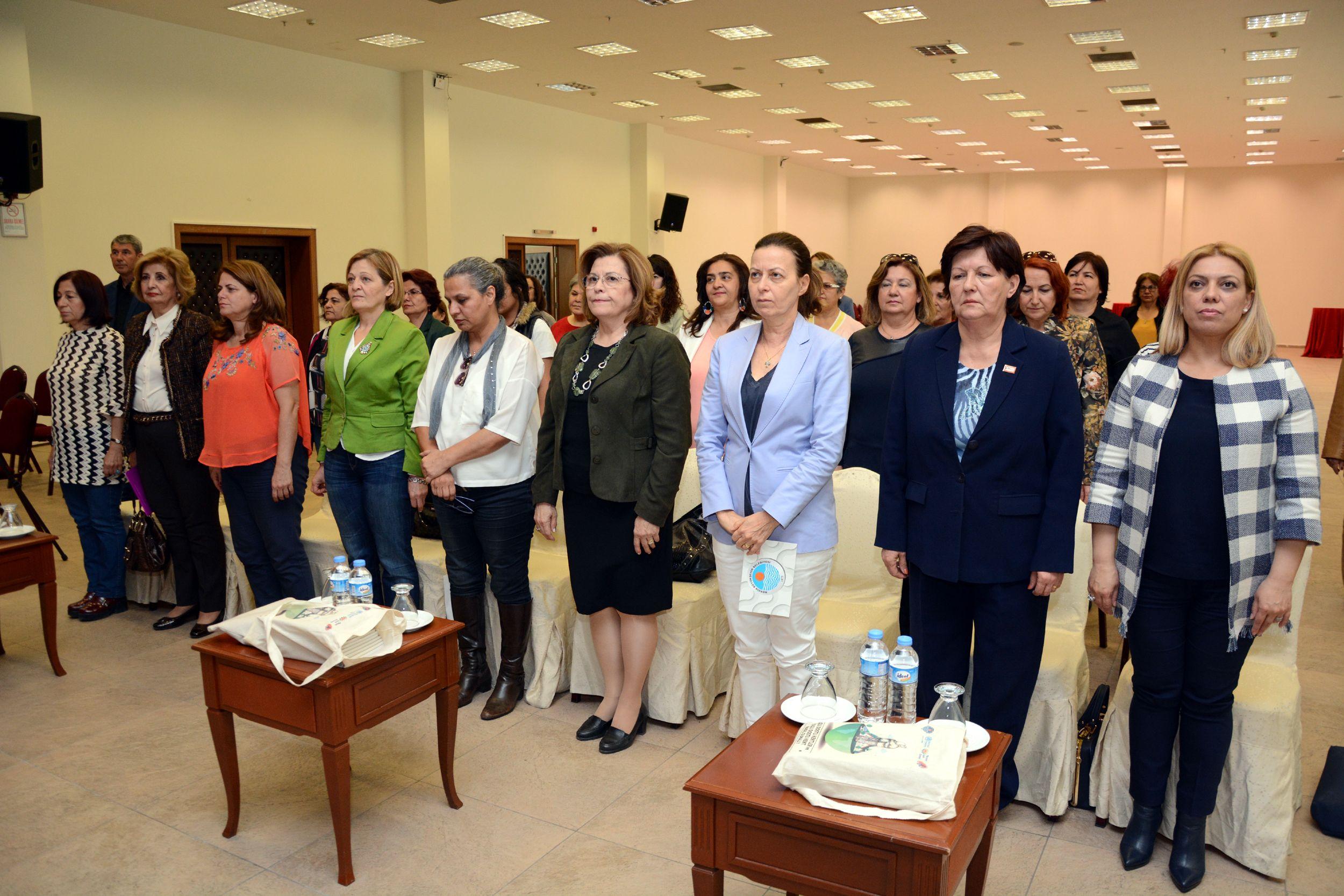 Kadın ve Siyaset Komisyonu Mahalleden Meclise, Heryerde Eşit Temsil